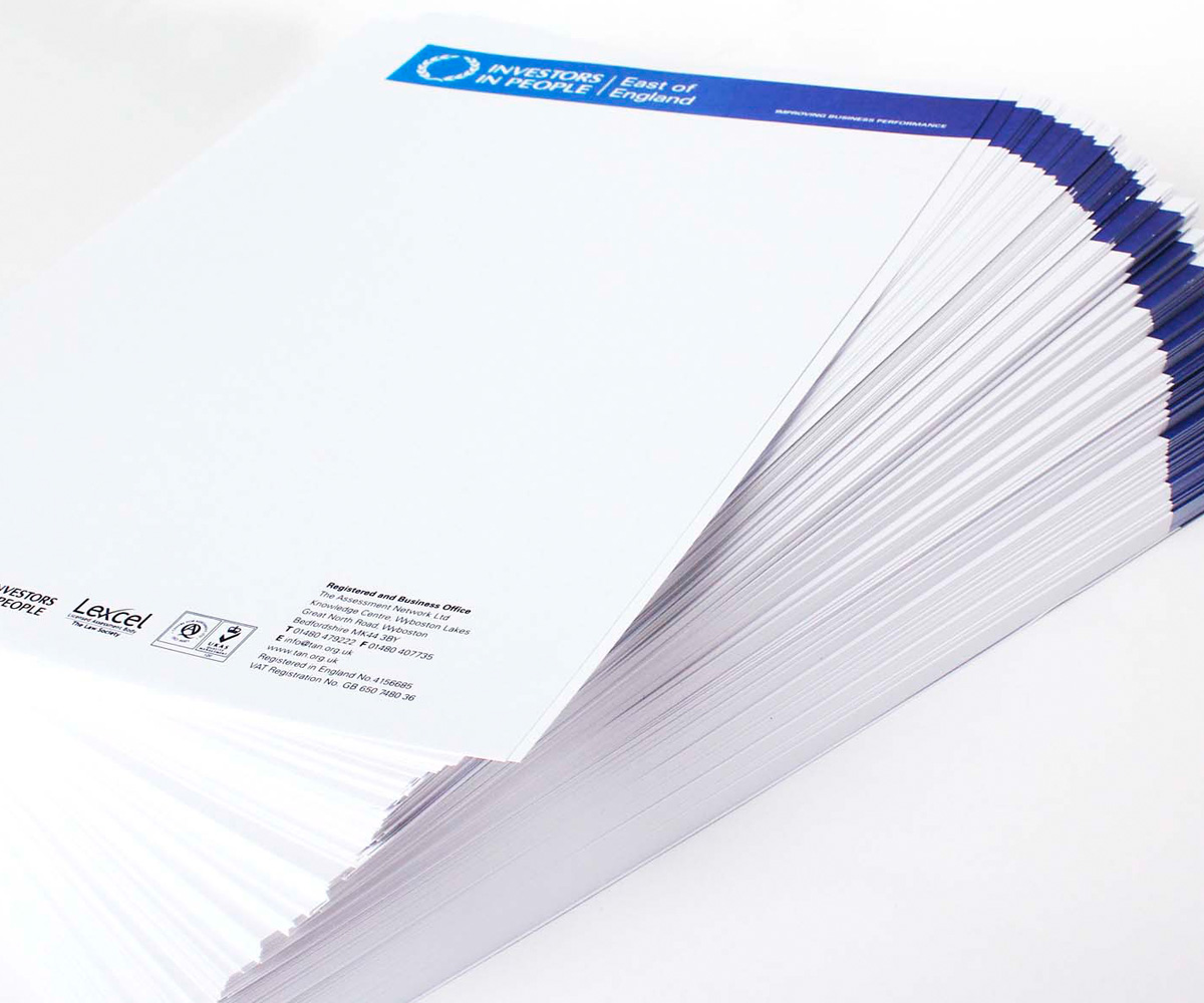 business essentials letterhead tommy printhub